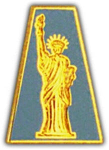 77th Division Small Hat Pin