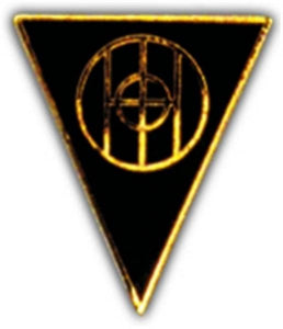 83rd Division Small Hat Pin