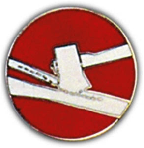 84th Division Small Hat Pin