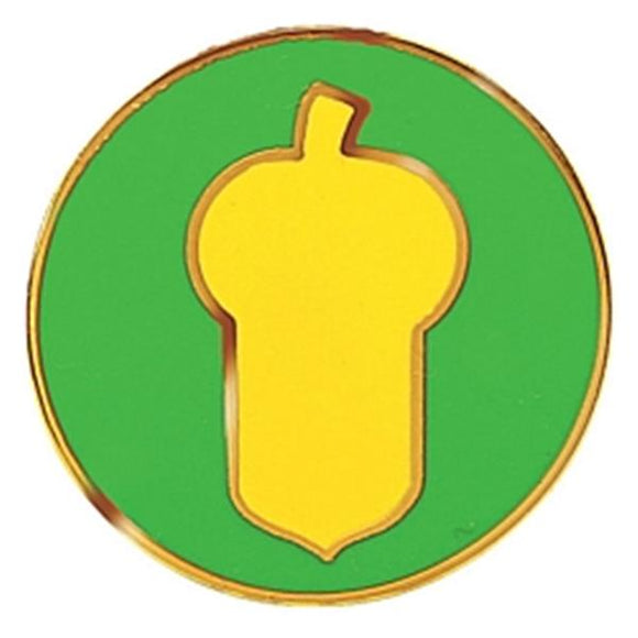 87th Division Small Hat Pin