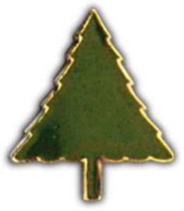 91st Division Small Hat Pin