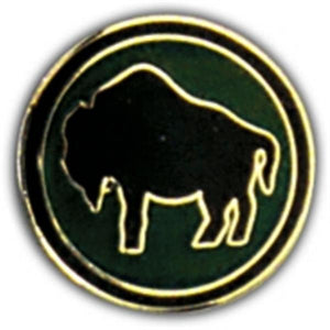 92nd Division Small Hat Pin