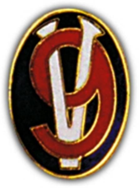 95th Division Small Hat Pin