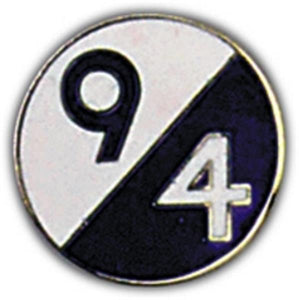 94th Division Small Hat Pin