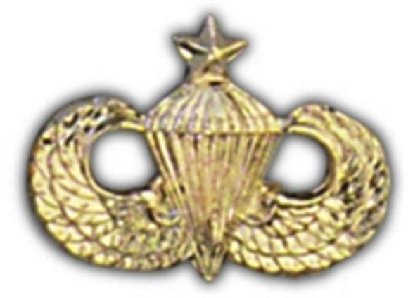 Senior Paratrooper Mini Hat Pin