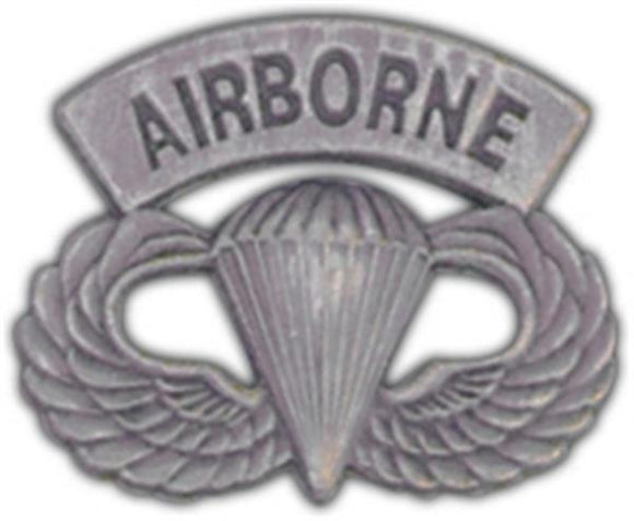A-B Paratrooper Small Hat Pin