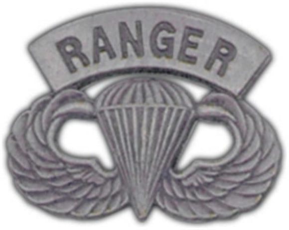 Ranger Paratrooper Small Hat Pin