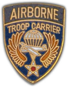 A-B Troop Carrier Small Hat Pin