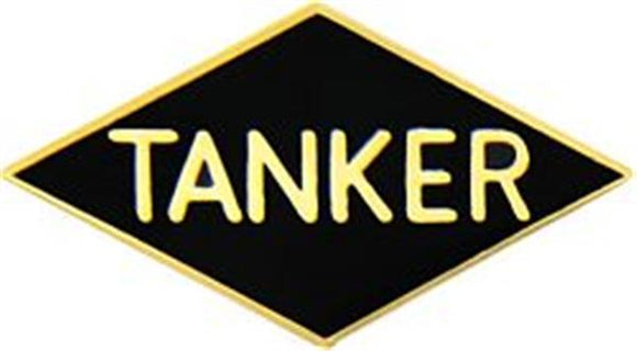 Tanker Small Hat Pin