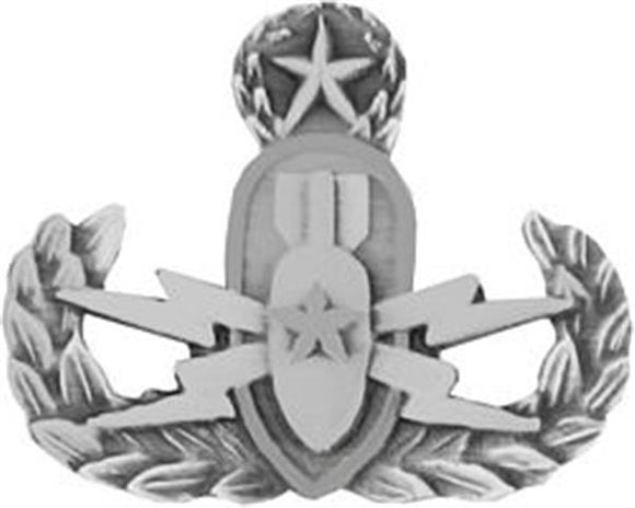 EOD Master Small Hat Pin