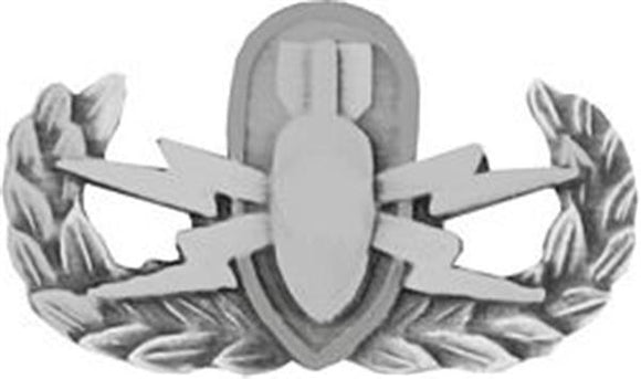 EOD Basic Small Hat Pin