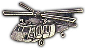 Black Hawk Small Hat Pin