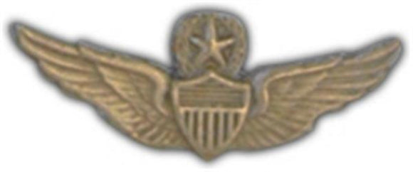 Master Army Aviator Small Hat Pin