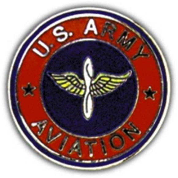 USA Aviation Small Hat Pin