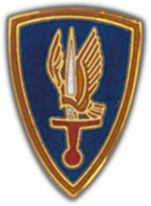 1st Aviation Brigade Small Hat PIn