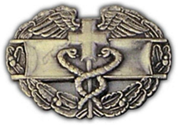 Combat Medic Badge Small Hat Pin