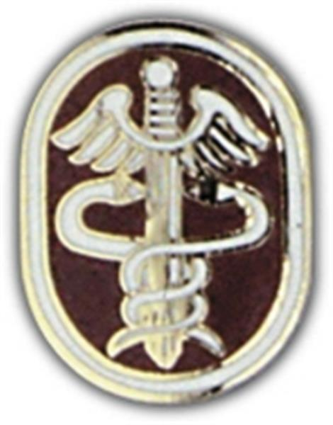 USA Health Serv CMD Small Hat Pin