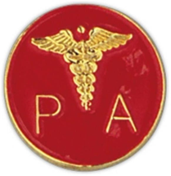 Physician Assistant Small Hat Pin