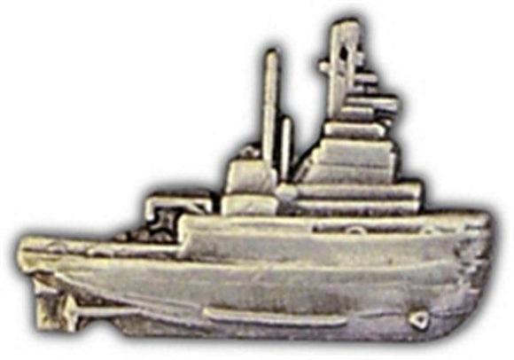 Large Tug Small Hat Pin