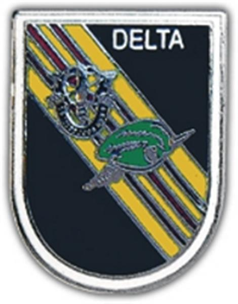 Delta Force Small Hat Pin