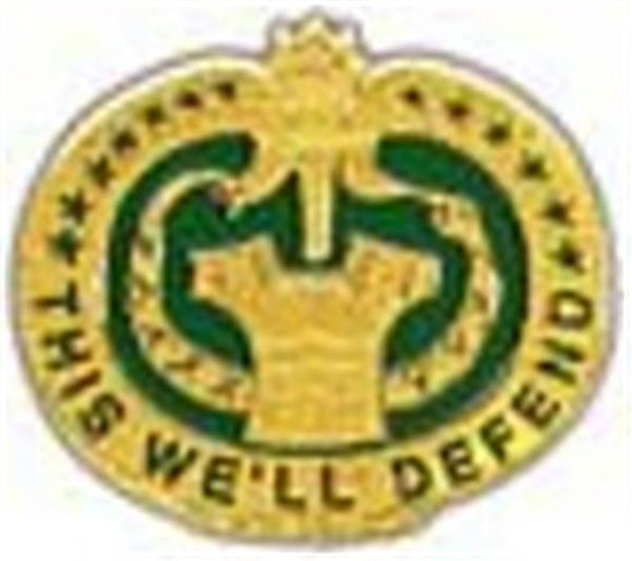 USA Drill Instructor Small Hat Pin