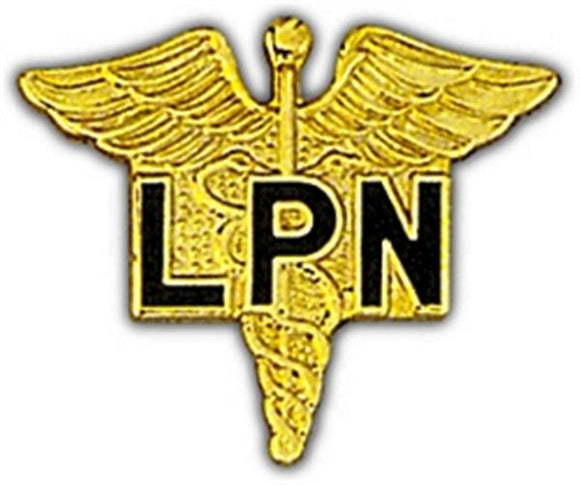 LPN Small Hat Pin