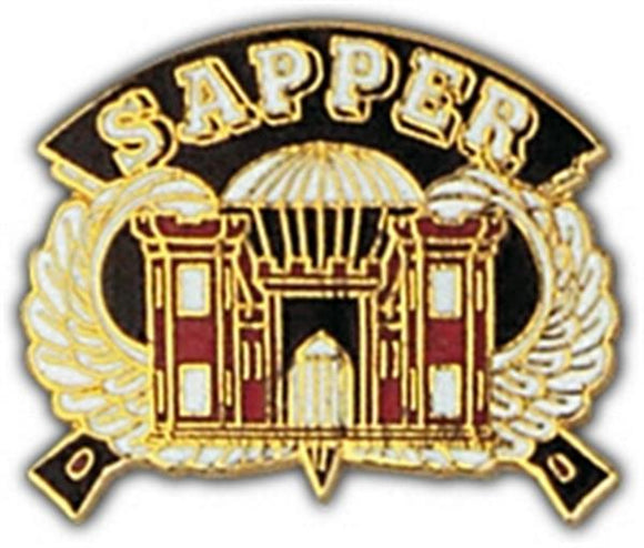 Engineer Sapper Small Hat Pin