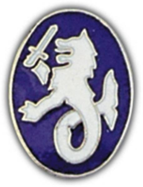 Philippine Dept Small Hat Pin