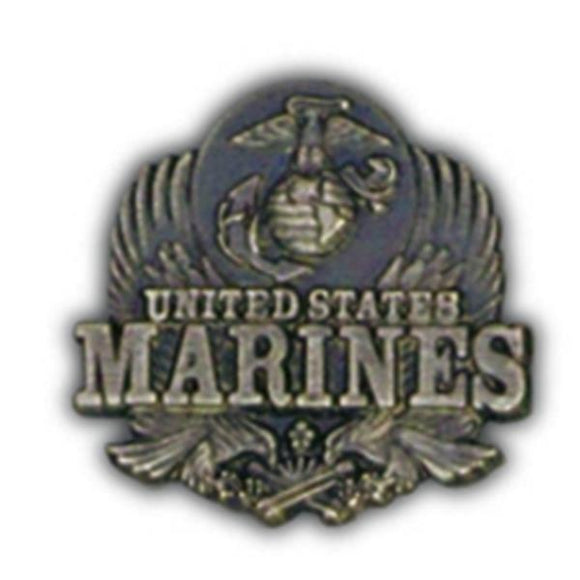 Marine Eagle Small Hat Pin