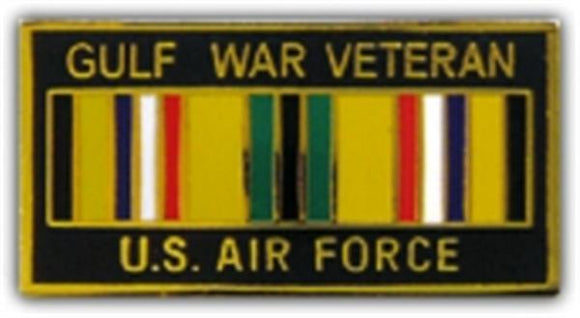 Gulf War Veteran USAF Small Pin