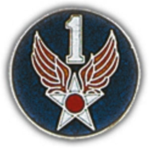 1st Air Force Small Pin