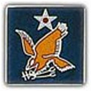 2nd Air Force Small Pin