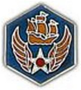 6th Air Force Small Pin