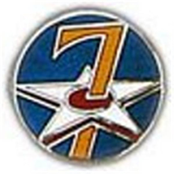7th Air Force Small Pin