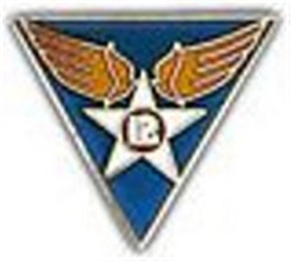 12th Air Force Small Pin