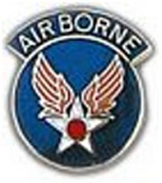 A. F. Airborne Small Pin