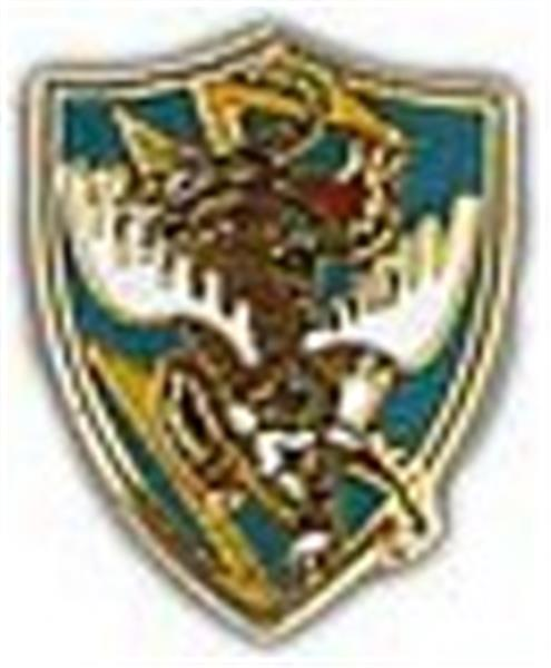 23rd Flying Tigers Small Pin