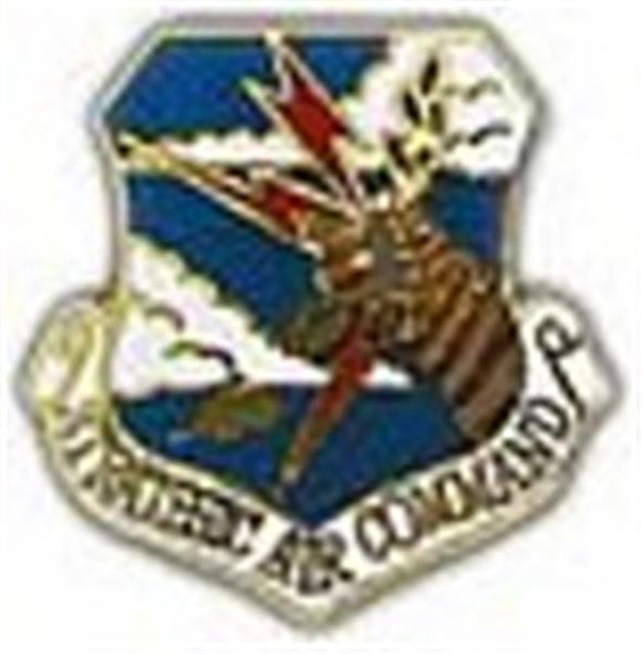 Strategic Air Command Small Pin
