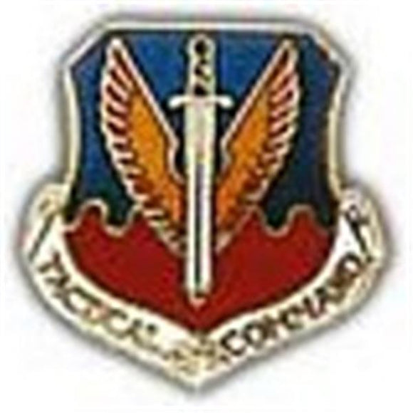 Tactical Air Command Small Pin
