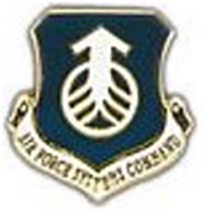 AF Systems Command Small Pin