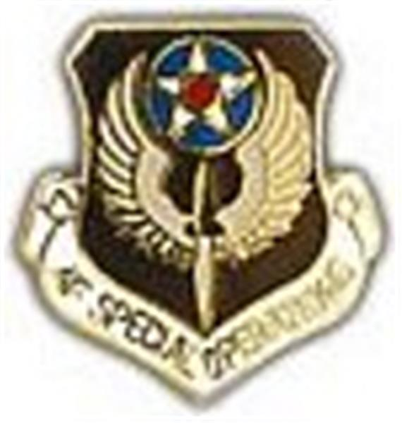 AF Special Operations Small Pin