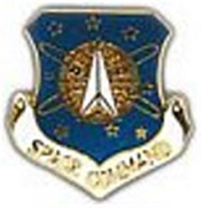 AF Space Command Small Pin