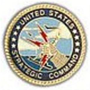 US Strategic Command Small Pin