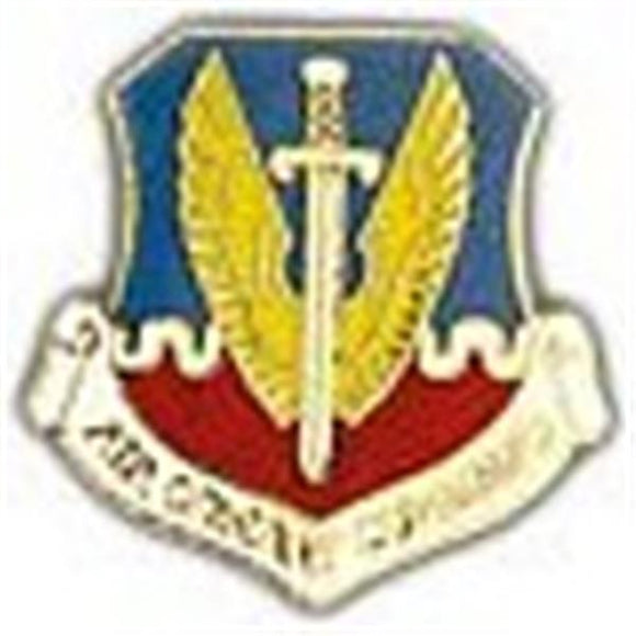 Air Combat Command Small Pin