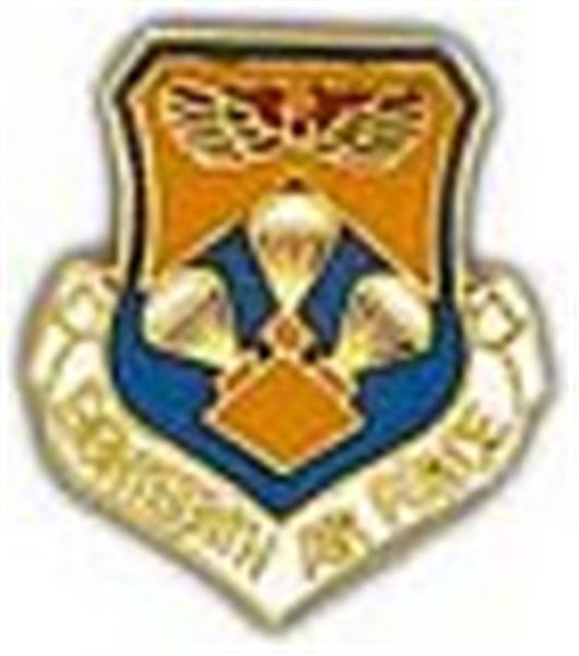 18th Air Force Small Pin