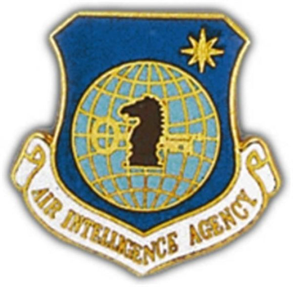Intel Agency Small Pin
