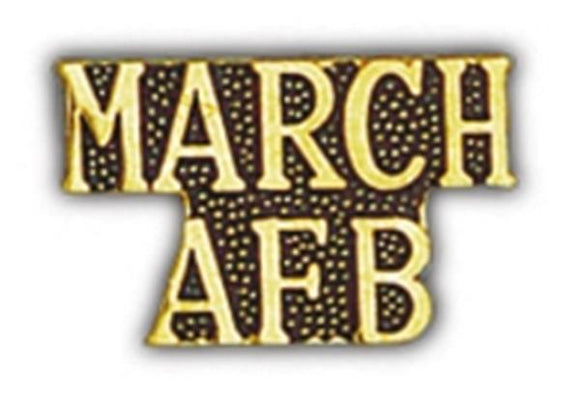MARCH AFB Small Pin