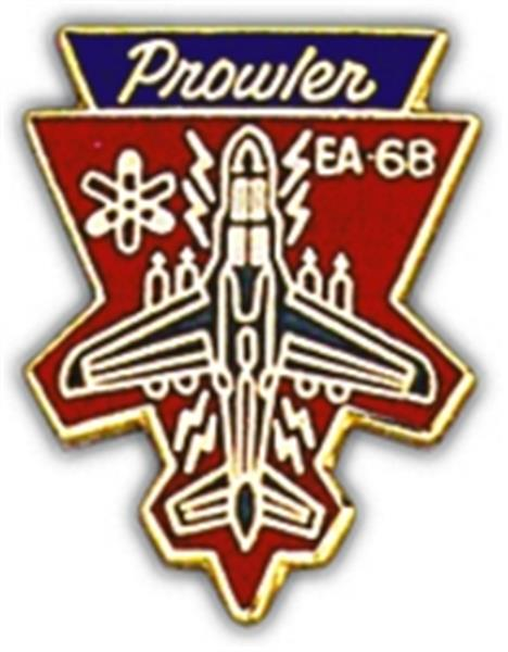 Prowler EA-6B Small Pin