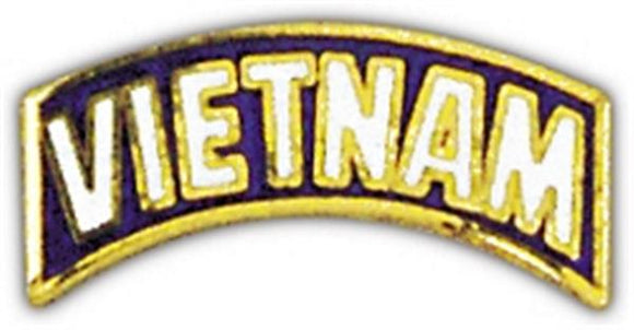 Vietnam Tab Small Pin