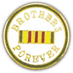 Brothers Forever Small Pin